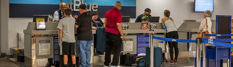 Airlines - SWF - New York Stewart International Airport