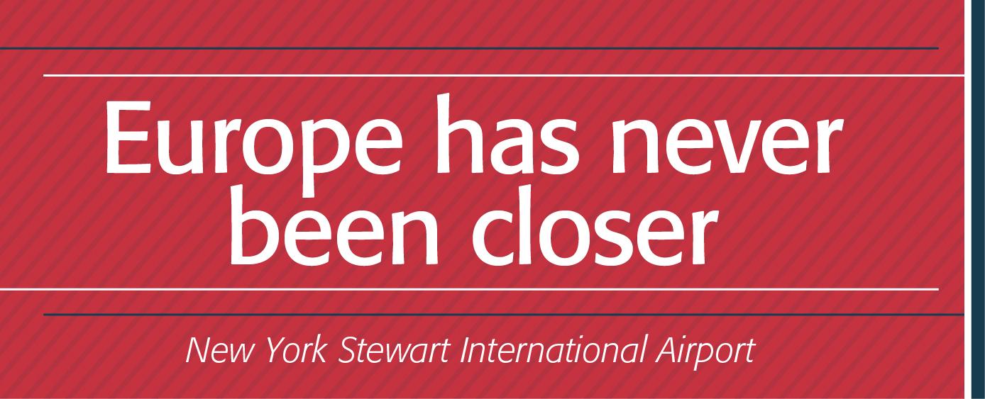 SWF - New York Stewart International Airport