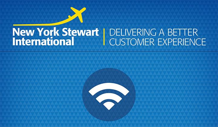 Wi-Fi Instructions - SWF - New York Stewart International